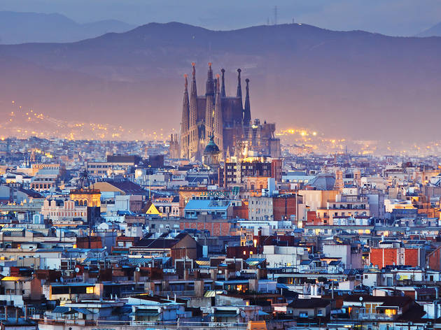 An image of Barcelona, Spain